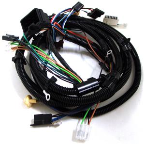 74 nova wiring harness chevy ii nova parts - super muscle parts 916.638.3906 ... #9