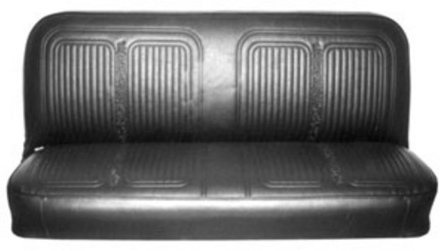 Seat Cover 69 70 Truck Front Bench Super Muscle Parts