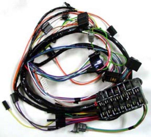 Harness  68-69 Camaro Instrument Panel