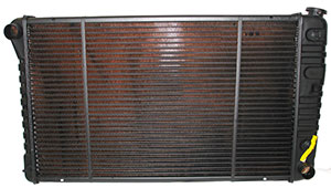 RADIATOR, 68-71 CHEVELLE AND EL CAMINO 4 ROW 396, 454 - 2 5/8 INCH