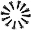SCREWS, 68-72 CHEVELLE/EL CAMINO/70-72 MONTE CARLO  DOOR HINGE
