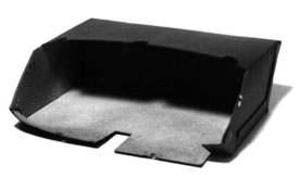 GLOVE BOX, 64-65 CHEVELLE/EL CAMINO WITHOUT AC