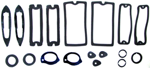 PAINT SEAL KIT, 65 EL CAMINO