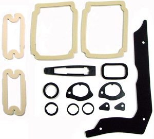 PAINT SEAL KIT, 67 CHEVELLE