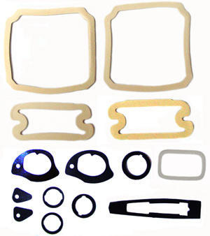 PAINT SEAL KIT, 67 EL CAMINO