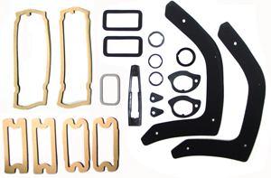 PAINT SEAL KIT, 68 CHEVELLE