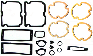 PAINT SEAL KIT, 71-72 CHEVELLE