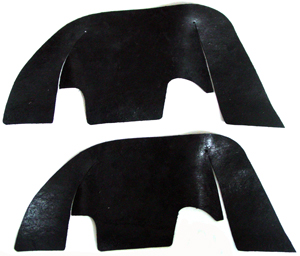 SEAL, 68-72 CHEVELLE AND EL CAMINO/70-72 MONTE CARLO A ARM WITH PLASTIC - PAIR