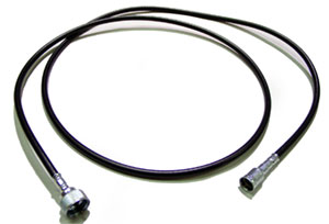 CABLE, 69-72 CHEVELLE AND EL CAMINO 80 INCH SPEEDO
