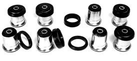 BUSHING, 65-88 CHEVELLE AND EL CAMINO REAR AXLE CONTROL - POLYURETHANE