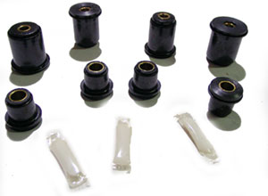 BUSHING, 64-66 CHEVELLE AND EL CAMINO CONTROL ARM - POLYURETHANE