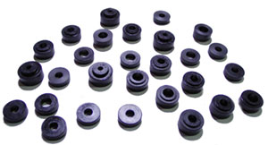 BUSHING, 68-72 CHEVELLE AND EL CAMINO HARDTOP BODY-POLYURETHANE