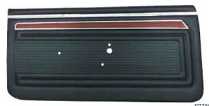 DOOR PANELS, 70-72 NOVA CUSTOM
