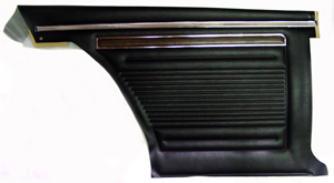 REAR PANELS, 70-72 NOVA CUSTOM