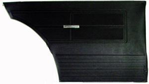 REAR PANELS, 63 NOVA COUPE PR *WILL ALSO FIT 1962 NOVA