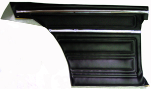 REAR PANELS, 68 NOVA COUPE CUSTOM AND STANDARD PR