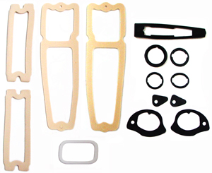 PAINT SEAL KIT, 66-67 NOVA