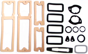 PAINT SEAL KIT, 68-69 NOVA