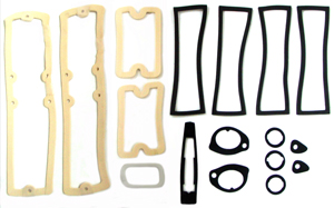 PAINT SEAL KIT, 71-72 NOVA