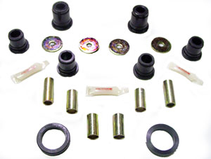 BUSHING, 62-67 NOVA  UPPER & LOWER CONTROL ARM - POLYURETHANE