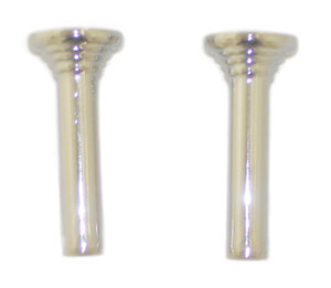 KNOB, 62-66 NOVA DOOR LOCK KNOBS - PAIR