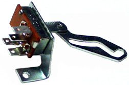 SWITCH, 69-75 NOVA HEATER BLOWER SWITCH WITH OUT AIR CONDITIONING