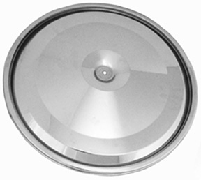 LID, 70-72 Z/28 AIR CLEANER-CHROME