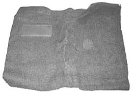 CARPET, 69-72 BLAZER FRONT