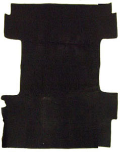 CARPET, 69-72 BLAZER REAR