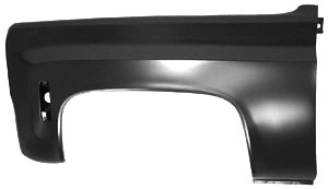 FENDER, 73-80 CHEVROLET TRUCK LEFT FRONT