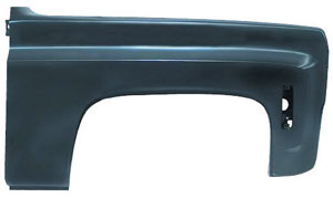 FENDER, 73-80 CHEVROLET TRUCK RIGHT FRONT
