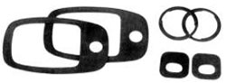 GASKET, 67-72 TRUCK DOOR HANDLE SET