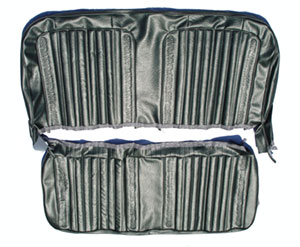 SEAT COVER, 71-72 BLAZER REAR