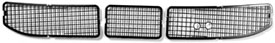 COWL VENT GRILL, 68-72 CHEVELLE/ELCAMINO/70-72 MONTE CARLO-WITHOUT AC