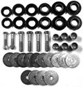 SUSPENSION PARTS - POLYURETHANE