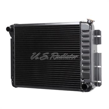 RADIATOR, 67-69 CAMARO L6/V8 SB WITHOUT AC - 20 3/4