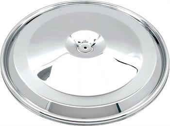 LID, 67 CAMARO CHROME AIR CLEANER 17 IN
