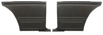 REAR PANELS, 67 CAMARO STANDARD COUPE UNASSEMBLED - Pair