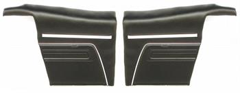 REAR PANELS, 69 CAMARO STANDARD CONVERTIBLE PREASSEMBLED - PR