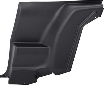 REAR PANELS, 72-81 CAMARO QUARTER TRIM RIGHT HAND - GM (PAINT TO MATCH)