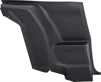 REAR PANEL, 72-81 CAMARO QUARTER TRIM LEFT HAND - GM (PAINT TO MATCH)