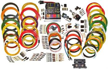 HARNESS KITS, AMERICAN AUTOWIRE HIGHWAY 15 NOSTALGIA