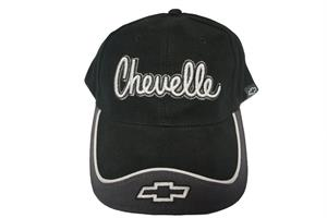 HAT, CHEVELLE BY CHEVROLET - GREY