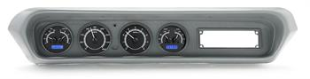 GAUGES, 64-67 GTO LEMANS TEMPEST DAKOTA DIGITAL VHX (DOES NOT INCLUDE BEZEL)