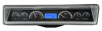 GAUGES, 66-67 NOVA DAKOTA DIGITAL VHX (DOES NOT INCLUDE BEZEL)