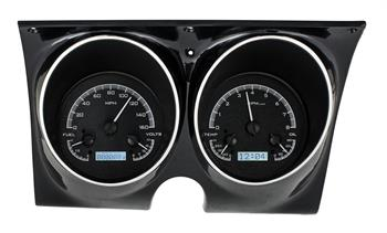 GAUGES, 67-68 CAMARO/FIREBIRD DAKOTA DIGITAL VHX WITHOUT CONSOLE GAUGES (DOES NOT INCLUDE BEZEL)