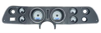 GAUGES, 70-81 CAMARO DAKOTA DIGITAL VHX (DOES NOT INCLUDE BEZEL)