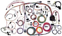 HARNESS KITS, 70-72 MONTE CARLO AMERICAN AUTOWIRE CLASSIC UPDATE