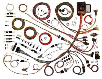 HARNESS KITS, 61-66 FORD TRUCK CLASSIC UPDATE