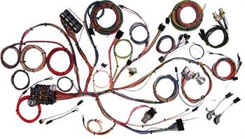 HARNESS KITS, 67-68 FORD MUSTANG CLASSIC UPDATE